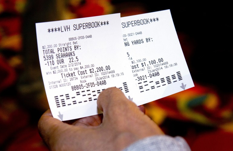 Super bowl sports betting odds betting trends football