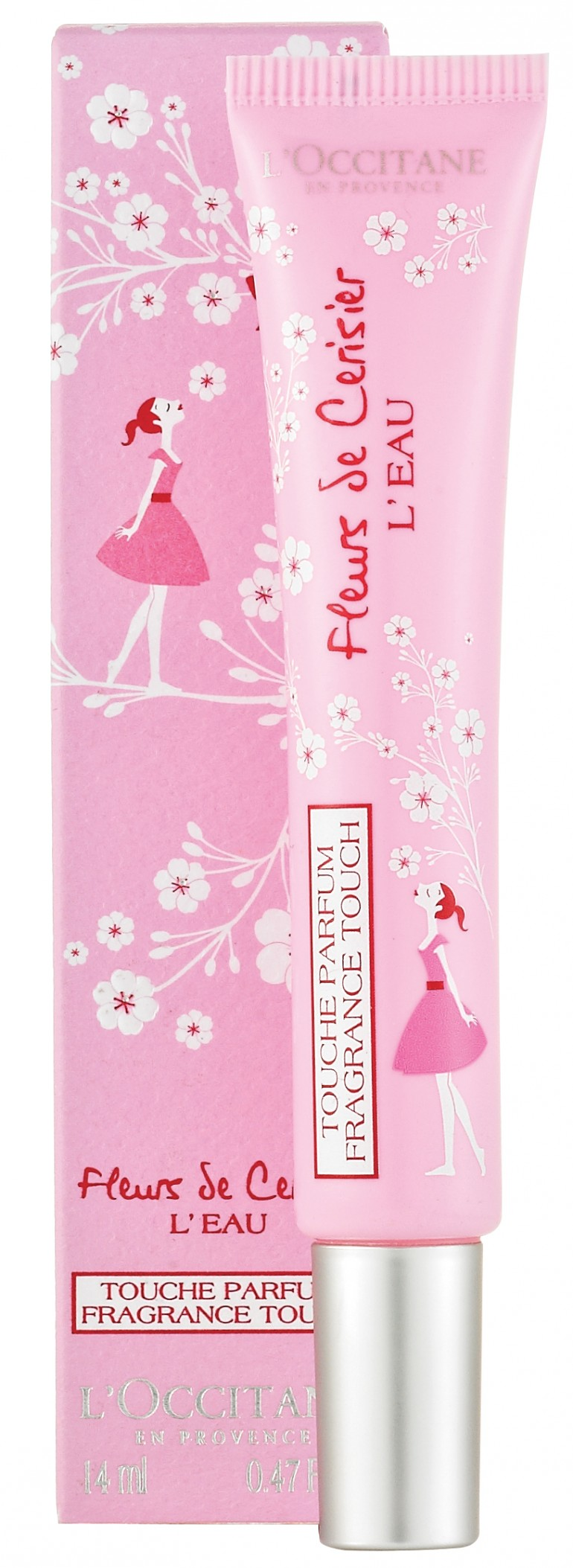 Cherry Blossom L'Eau Fragrance Touch