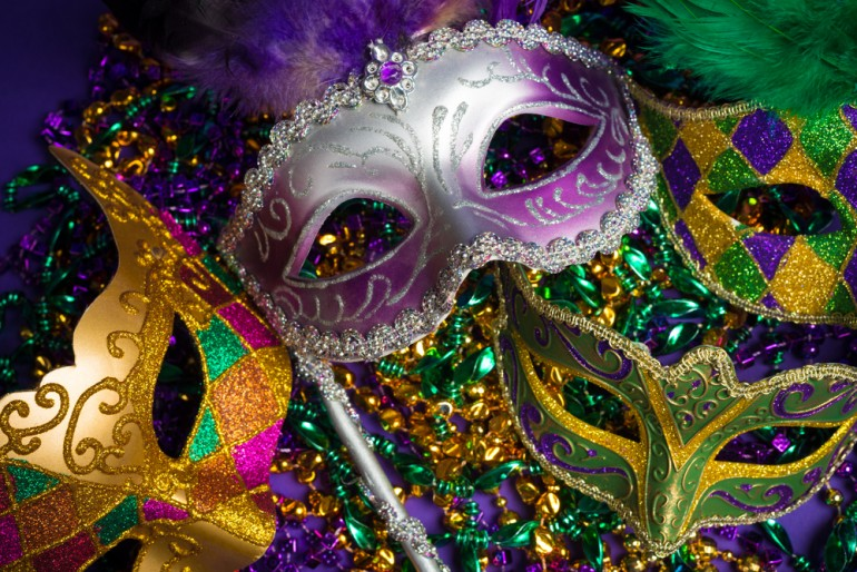 Mardi Gras Party Ideas 3 Easy Masquerade Themed Decorations From
