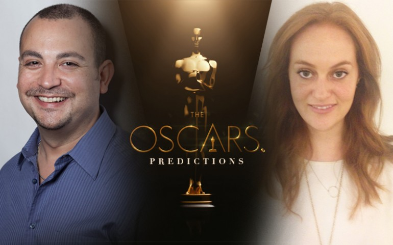 Ernesto Sánchez and Natalie Roterman give their Oscar predictions.