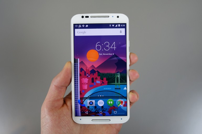 Moto-X-Android 5