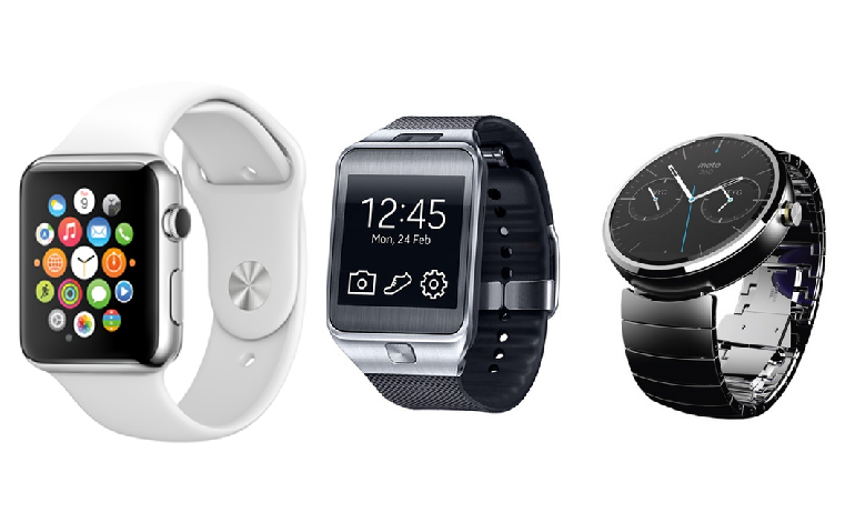 2015 Apple Watch Vs Samsung Gear 2 Vs Moto 360