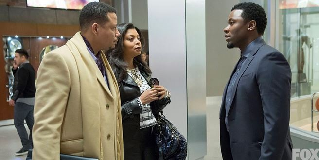 Who is cookie on empire hookup