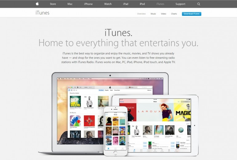 Apple iTunes App Store Outage