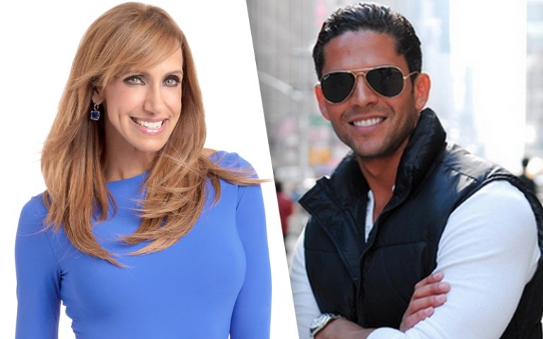 Lili Estefan Laughs At Racist Joke