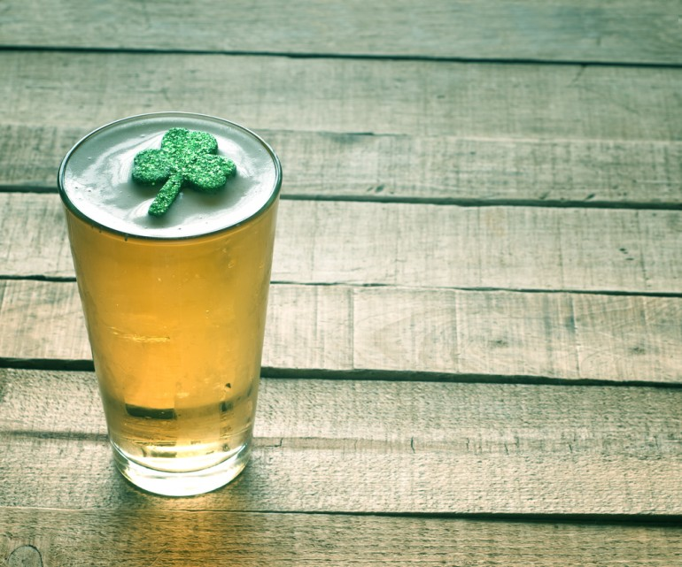 St Patrick S Day Drinking Games Super Fun Ideas For The