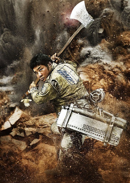 'Attack on Titan' live action cast