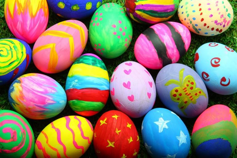 how to color easter eggs at home five easy ways of keeping the family entertained