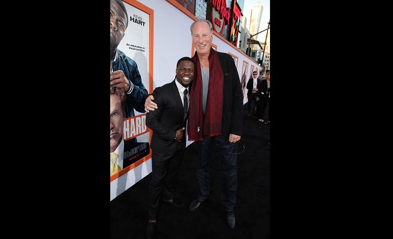 Kevin Hart and Craig T. Nelson