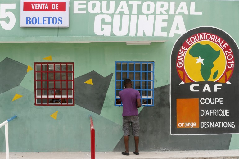from Enoch gay equatorial guinea