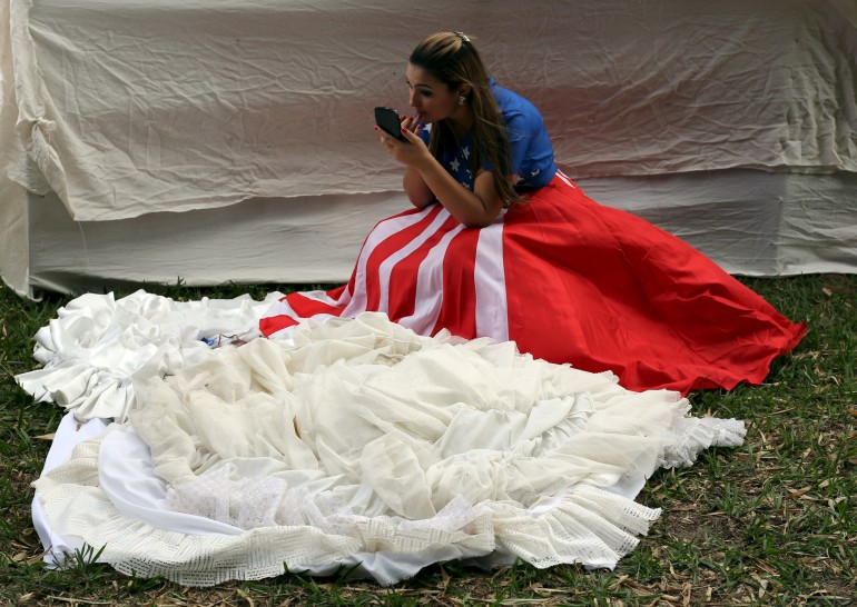Confederate Flag Flies As Brazilians Celebrate Heritage With Dixie ...