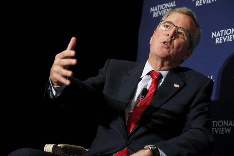 Jeb Bush Quotes Enchanting Jeb Bush 2016 5 Immigration Quotes That Explain Most Of The