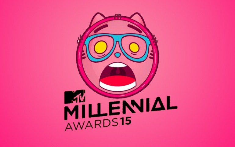 MTV Millennial Awards 2015 Nominations