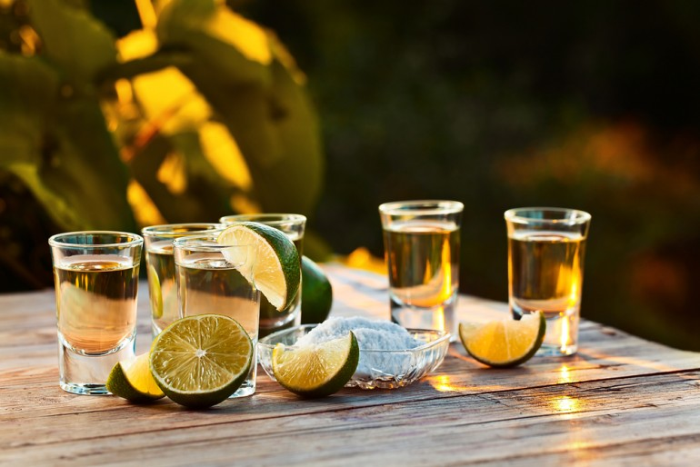 Scientists Say Drinking Tequila Can Help You Lose Weight