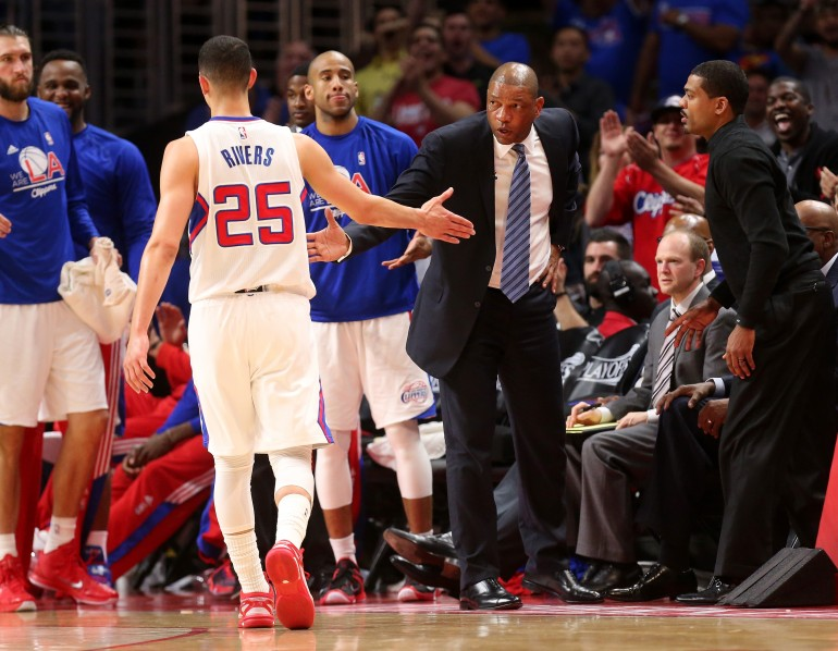 Austin and Doc Rivers