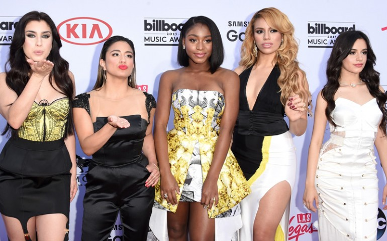 Billboard Red Carpet Photos 2015: Fifth Harmony