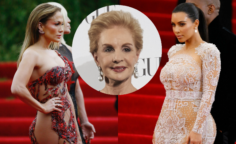 carolina herrera has a problem with jlo kim kardashian