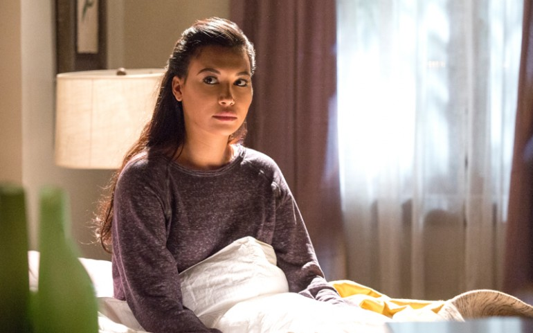 Naya Rivera Talks Sex During Pregnancy Now Limited To -7898