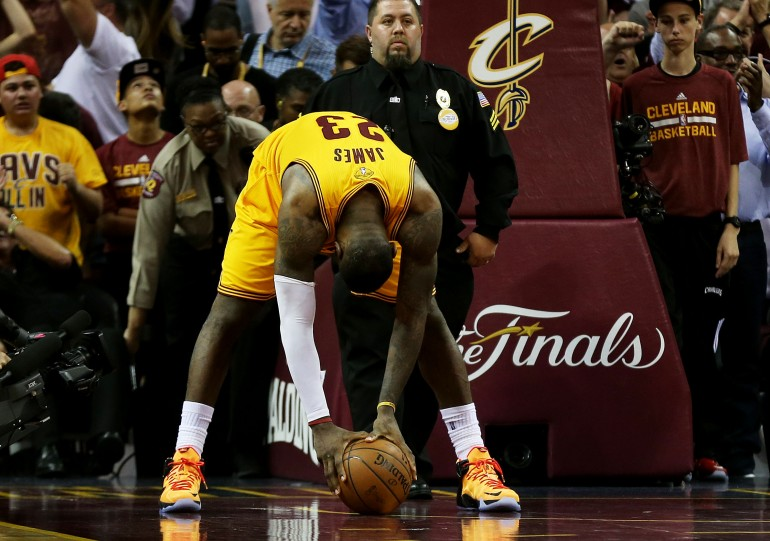 Cavaliers Win First Playoff Game in Franchise History