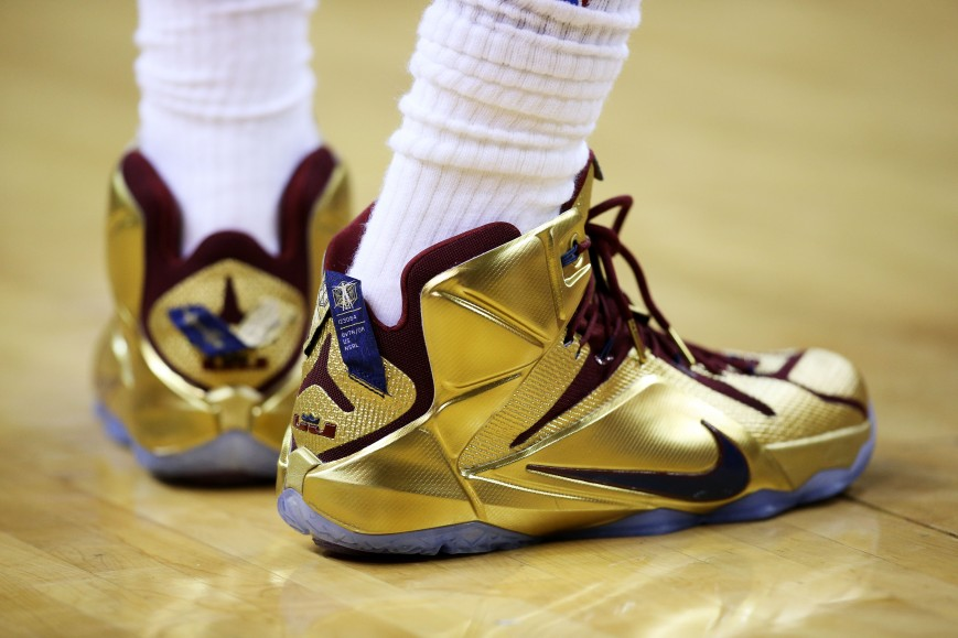 The King's Shoes