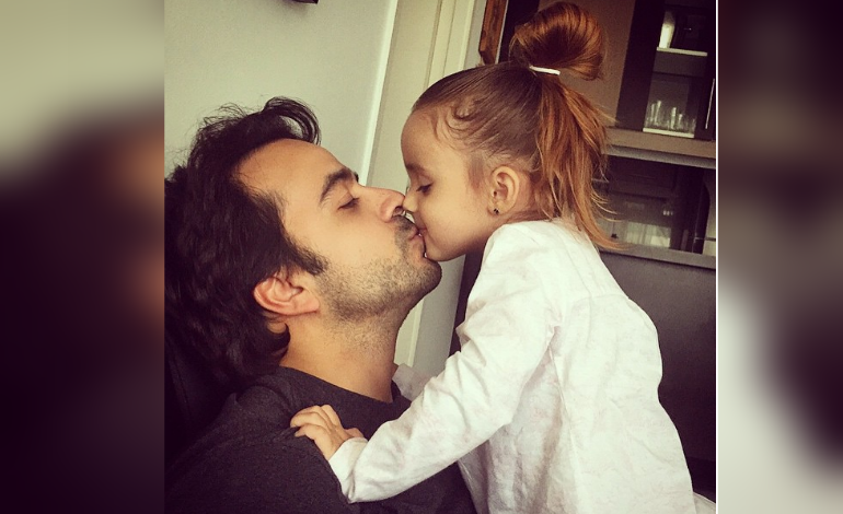 Father S Day 2015 Luis Fonsi Reveals Biggest Advice He