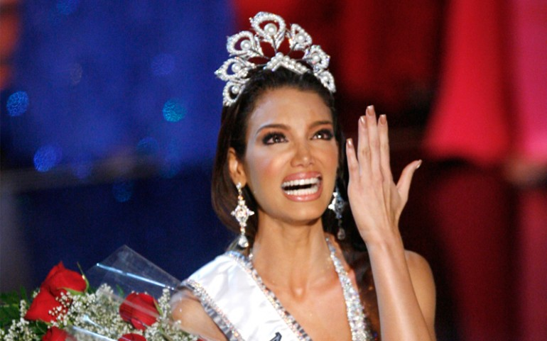 Zuleyka Rivera Quits Miss USA 2015 Judging Panel