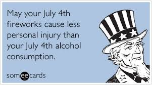 4th Of July Alcohol
