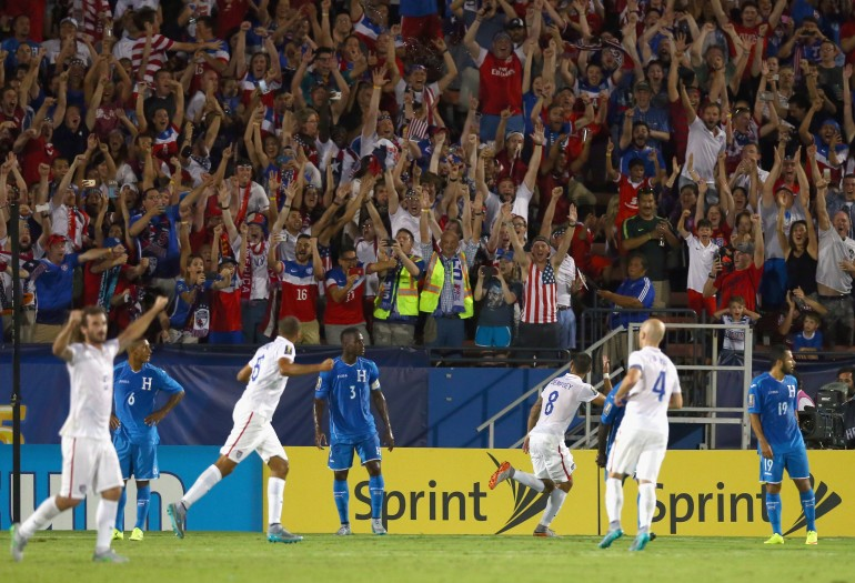 Clint (TX) United States  city photos : ... United States hung on to defeat Honduras 2 1 in a very intense and