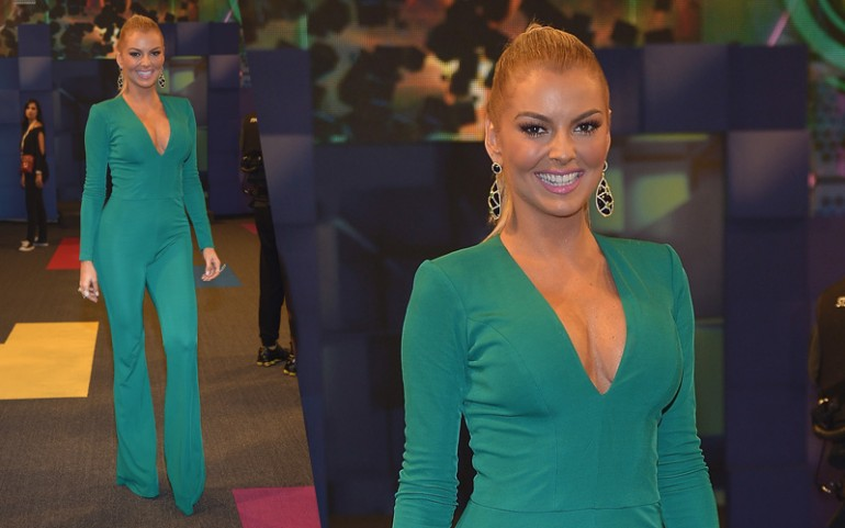 Premios Juventud 2015 Red Carpet Photos: Marjorie De Sousa