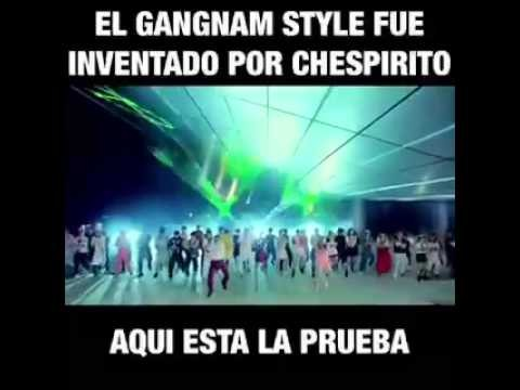 Did Psy Steal Gangnam Style From 'Chespirito'?