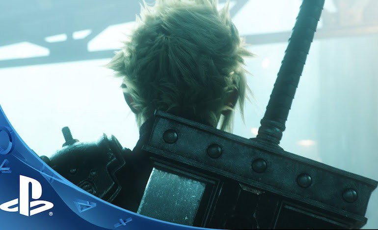 Final Fantasy 7 Remake Ps4 Pictures to pin on Pinterest