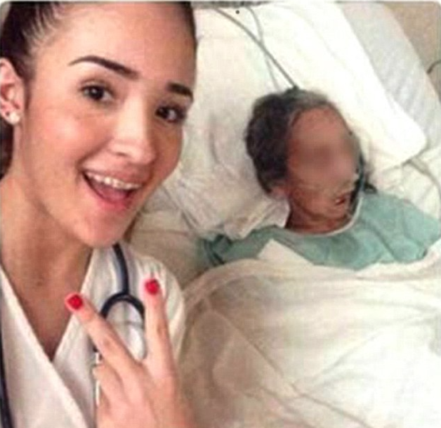 Mexican Pre-Med Student Snaps Selfie With Dying Woman ...