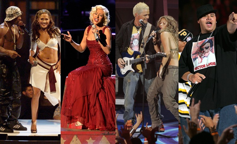 Latino performances VMAs