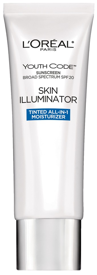 Youth Code Skin Illuminator All-In-1 Moisturizer - out of packaging