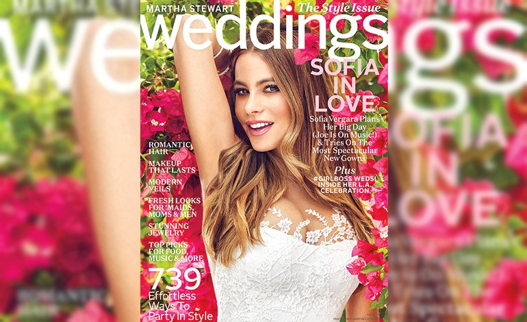 f191c96743f Sofía Vergara Wedding Dress  Did Actress Find Gown Of Her Dreams ...