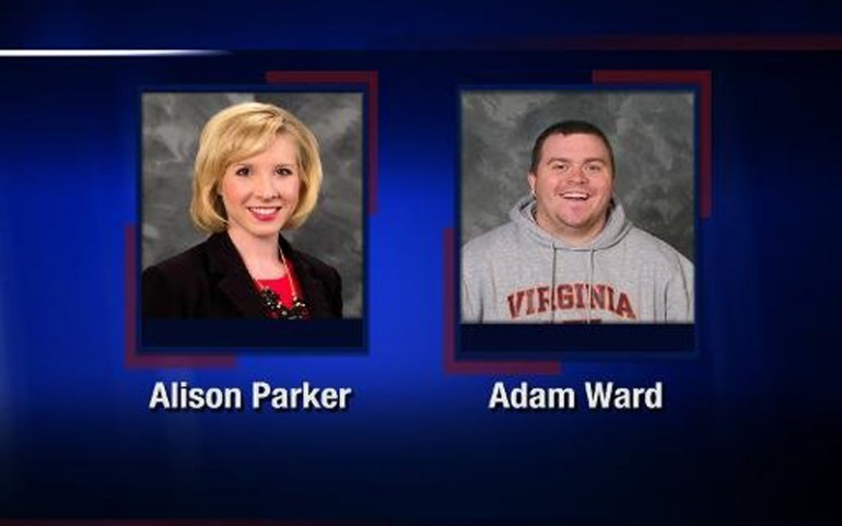 Alison Parker and Adam Ward Died