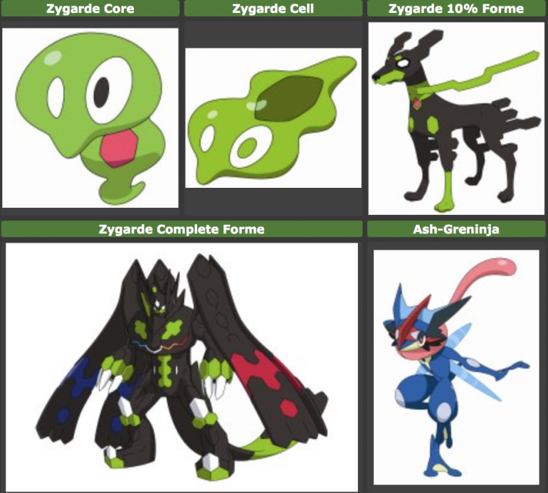 Pokemon Z' Release Date News: Legendary Zygarde Form Plus 'Ash ...