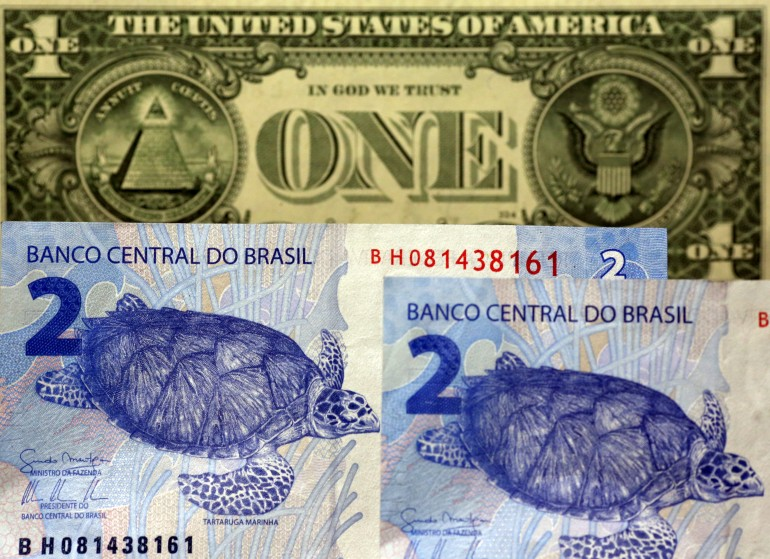 Brazil's Currency Hits Record Low: 6 Brazilian Products That Are Now Cheap In Dollars