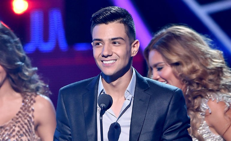 Latin american music awards 2015 luis coronel says he owes his luis coronel m4hsunfo
