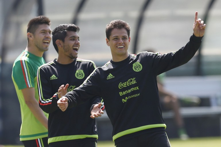 Chicharito is ready