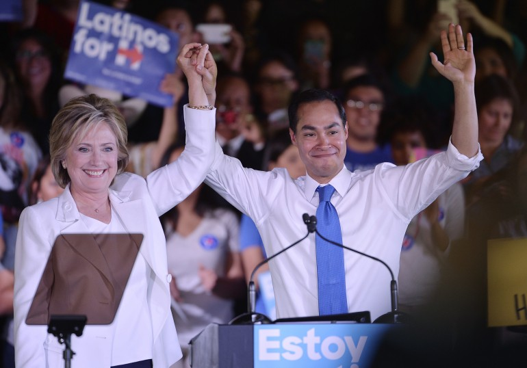 Julian Castro On Hillary Clinton S Shortlist For Vice