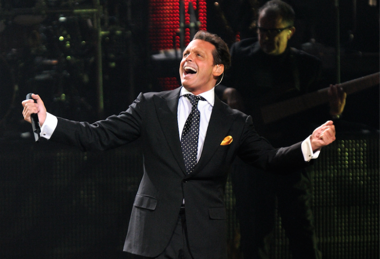 Download Luis Miguel Tour Dates and Concert Tickets