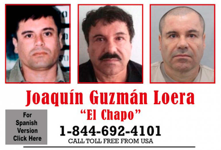 joaquín el chapo guzmán captured first images of drug lord being