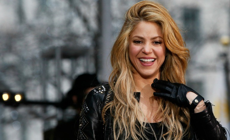 Zootopia Movie Shakira Reveals Things She Has In Common
