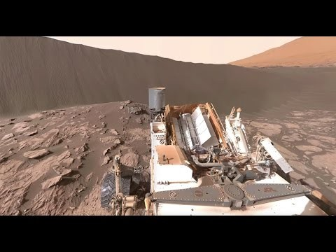 NASA's Virtual Tour Of Mars Lets You Explore Planet From Up-close; Watch Video Here!