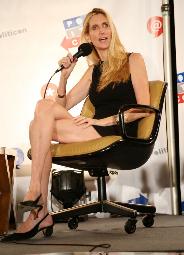 ann coulter politicon