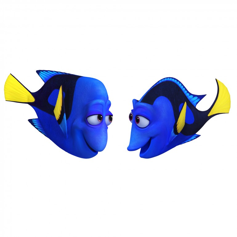 Finding dory movie meet the lovable characters voice talents from