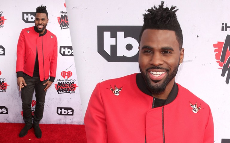 iHeartRadio Music Awards 2016 Photos: Jason Derulo