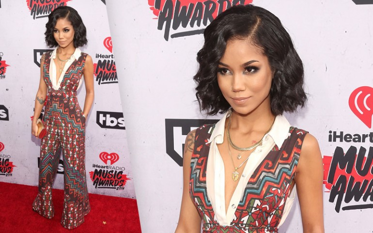 iHeartRadio Music Awards 2016 Photos: JheneAiko