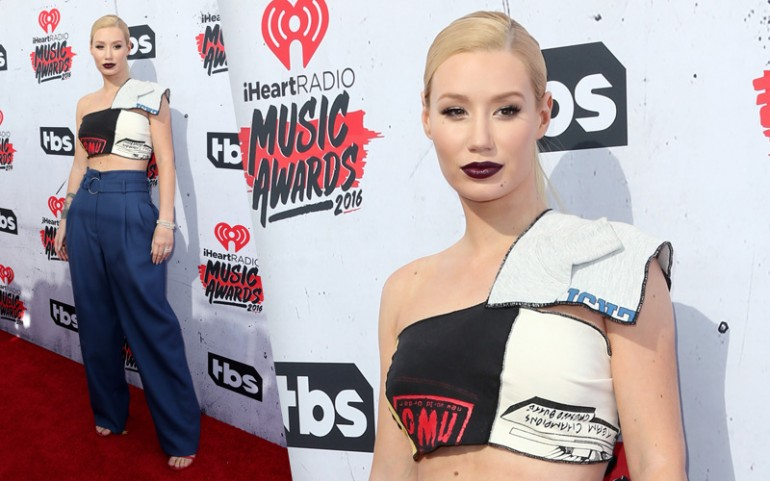 iHeartRadio Music Awards 2016 Red Carpet Photos: Iggy Azalea